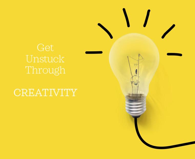 Creativity Unleashes our Inner Wisdom